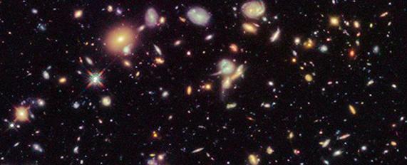 UA Astronomers Glimpse Galaxies Near Cosmic Dawn