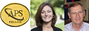 Ozel and Thompson Become APS Fellows