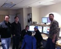 Photo courtesy: Steward Observatory MagAO Team