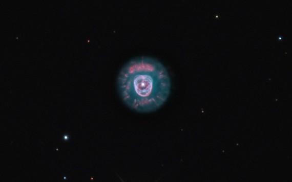 Eskimo Nebula, NGC 2392